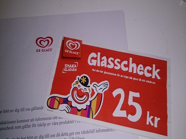 glasscheck-gratis glass-GB Glace-Unilever