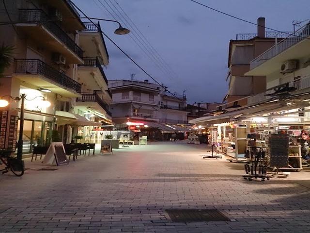 Thassos stad