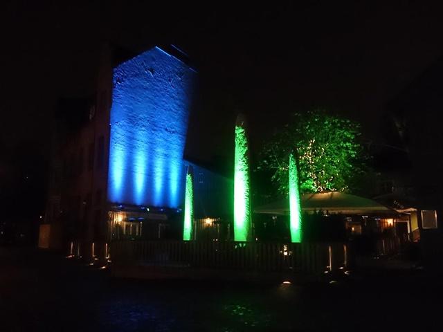 allt ljus på lingon uppsala grönt