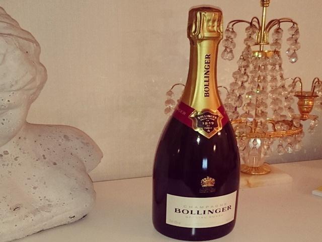 Bollinger champange