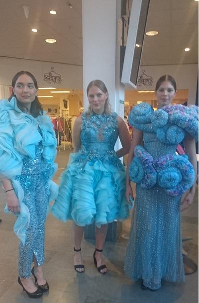 modevisning vip