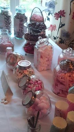 bröllop dessert