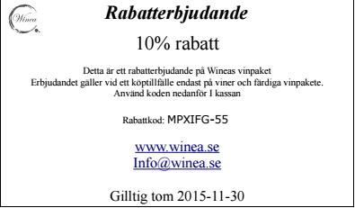 winea_rabattkod