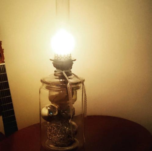 fotogenlampa