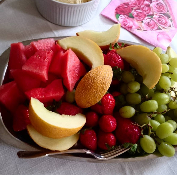 frukt nyttigt